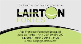 CLÍNICA ODONTOLÓGICA - LAIRTON FILHO