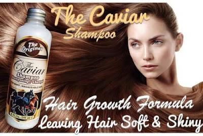 caviar shampoo original