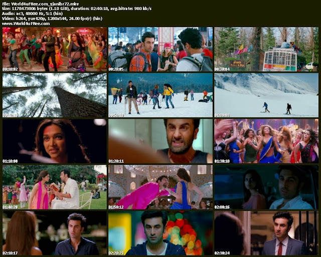 Watch Yeh Jawaani Hai Deewani (2013) Free Online