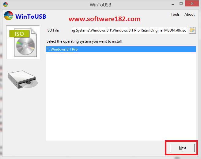 Cara Install Windows 8.1 ke Dalam FlashDisk / Harddisk Eksternal