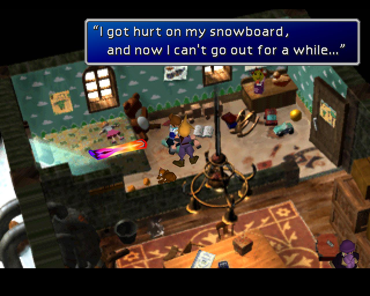 well rendered final fantasy vii playthrough part 16 s gets