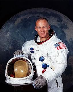 "Edwin ""Buzz"" Aldrin. Astronauta. Foto: NASA"