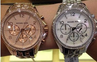 Relógios+MK MOMENTO EU QUERO DO DIA: Relógio Michael Kors