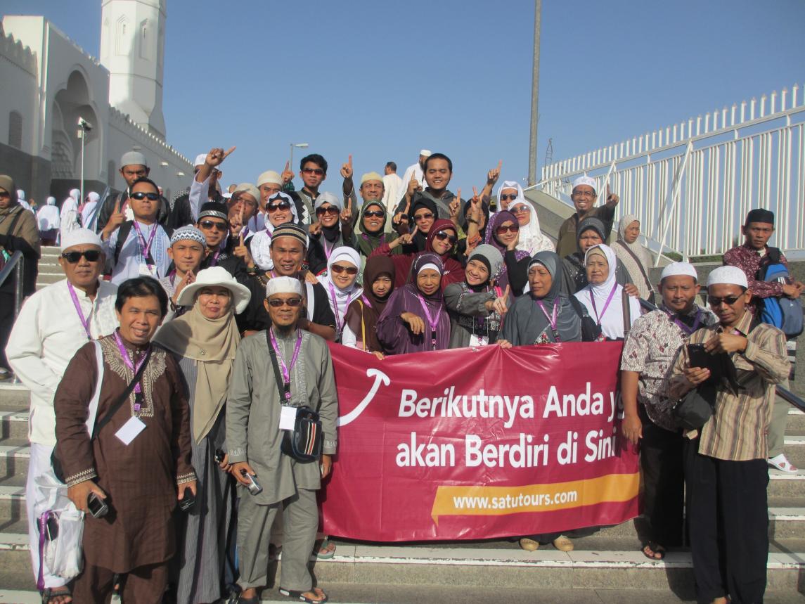 Travel Umroh Plus Turki 2014
