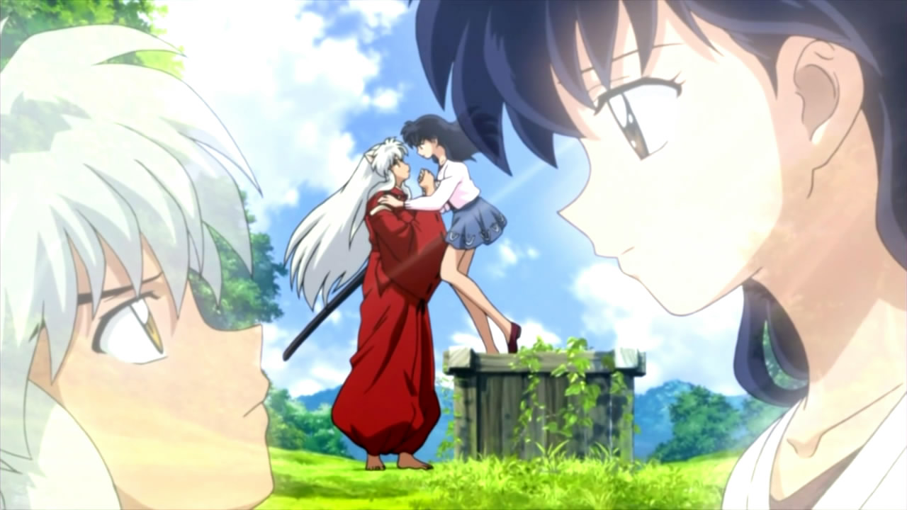 kagome and inuyasha married