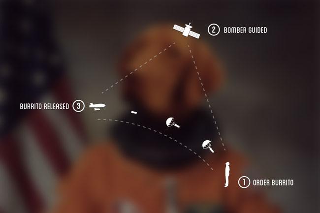 Burrito Bomber Infographic