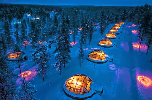 Hotel Hotel Paling Menarik Di Dunia