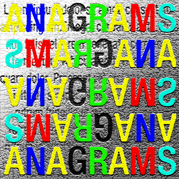 Anagram Solver Using All Letters