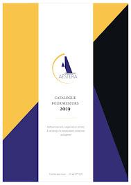 Nouveau Catalogue 2019 !