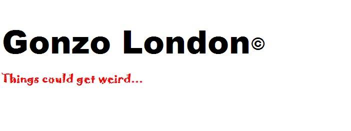Gonzo London