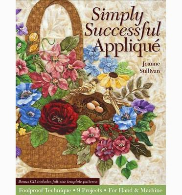 'Simply Successful Applique' by Jean Sullivan