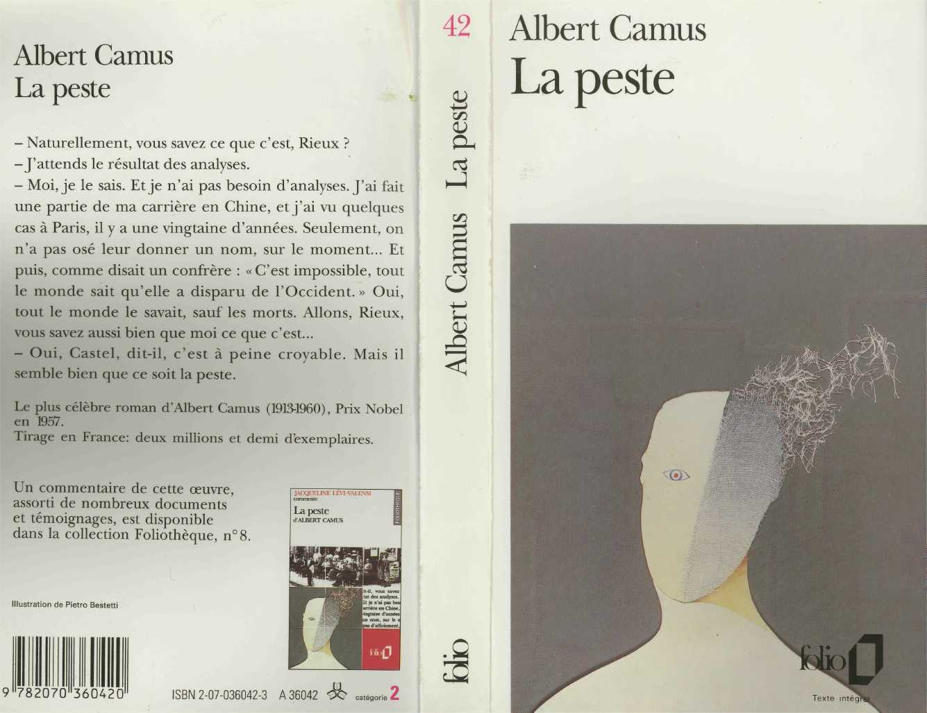 a literary analysis of the fall by albert camus Review: the outsider by albert camus the outsider (1942) is one of the best known existential novels, and albert camus's early attempt to grapple with absurdism, and relay it in an abstract, accessible form.