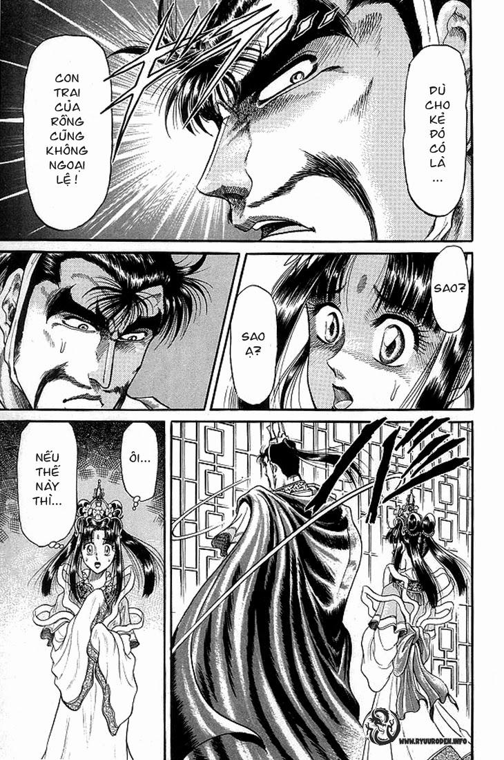 Chú Bé Rồng - Ryuuroden chap 10 - Trang 18