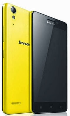 Spesifikasi Lenovo Lemon K3
