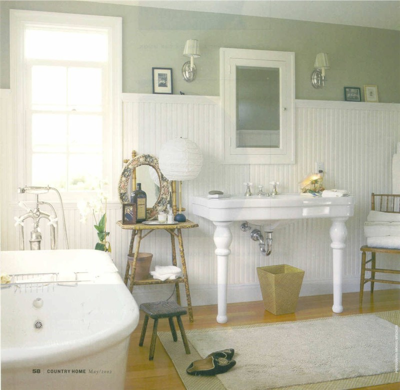 Crafting Inspiration Home Kids I Want A Vintage English Bathroom