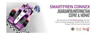Cara Daftar + Aktivasi Kartu Smartfren Internet Unlimited