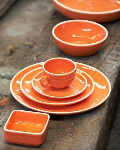 earthy plates