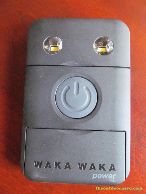 Waka Waka Power: Solar Lantern And Mobile Charger, Sleek Unit