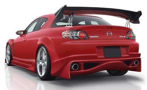 Mazda Rx8 Veilside Body Kit Fastz Motorsports