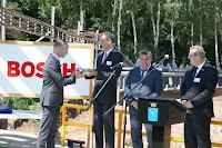 Bosch planifica deschiderea a doua noi fabrici in Rusia