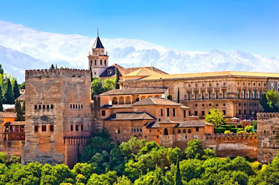 World Top Attractions Top 10 Tourist Attractions In Spain Most Beautiful Places In Spain