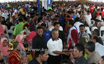 BR1M, akan, diteruskan, Melaka, Bantuan Rakyat 1Malaysia, Barisan Nasional, BN, Timbalan Perdana Menteri, Tan Sri Muhyiddin Yassin, Politik, Malaysia