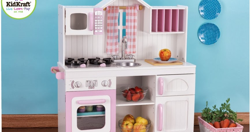 KidKraft Toys & Furniture: Available Now! Modern Country Kitchen
