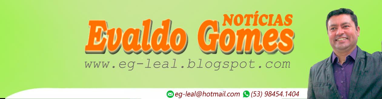 Evaldo Gomes Notícias