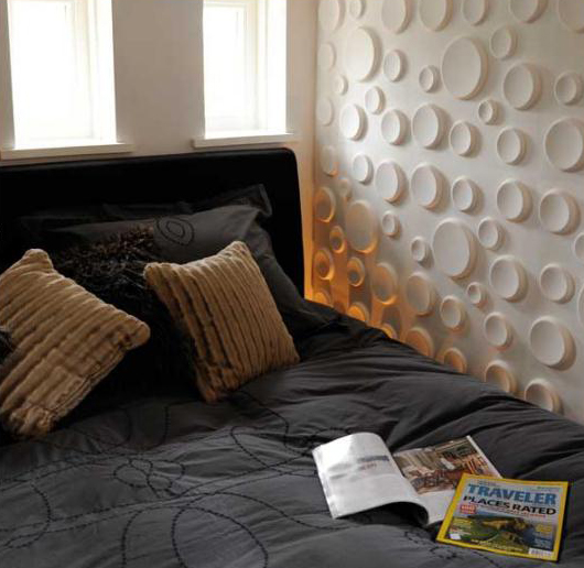 Decorative Wall with Innovative 3D Wall Art Panels