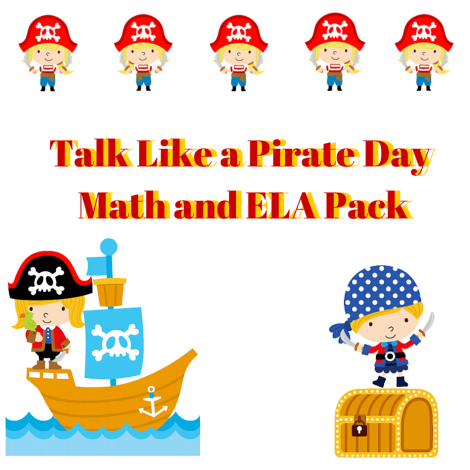 Talk Like a Pirate Day Freebies & Good Deals