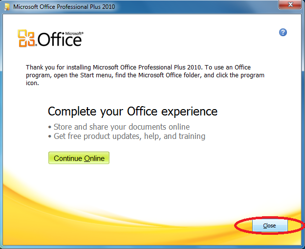 Free computer tips tricks how to clean install - Office professional plus 2010 activation ...