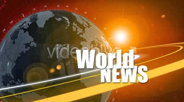 Videohive World News Id Opener