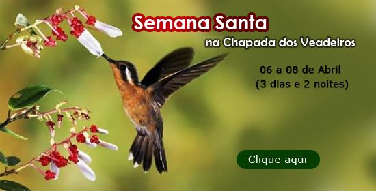 Páscoa 2012 - Chapada dos Veadeiros