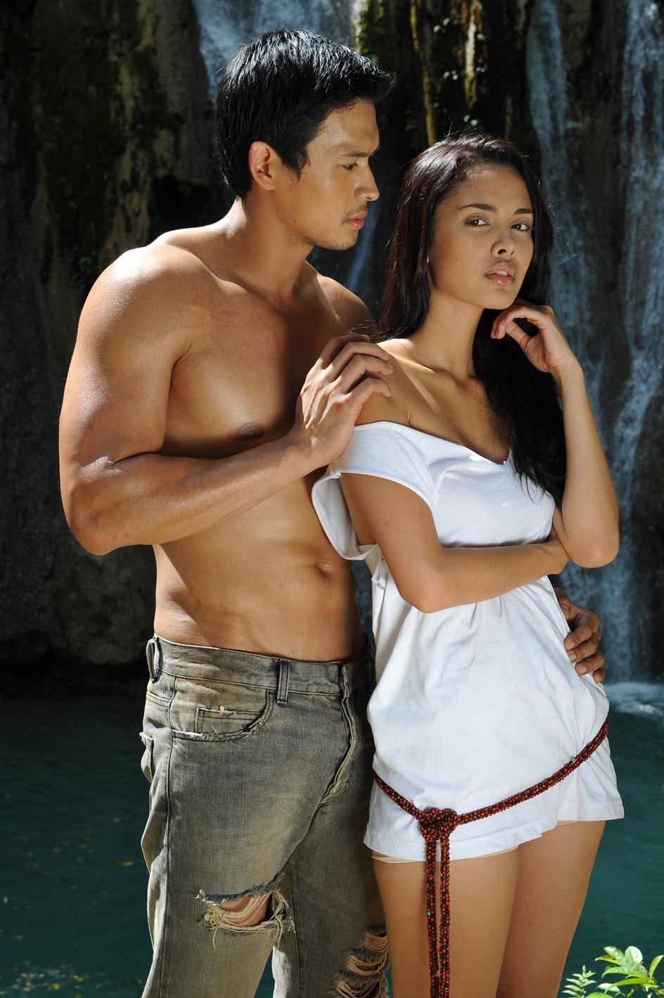 Edward Mendez and Megan Young - PHR Hiyas
