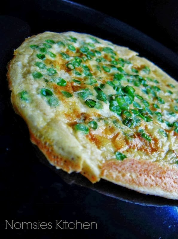 Nomsies Kitchen: French Bean Omelette