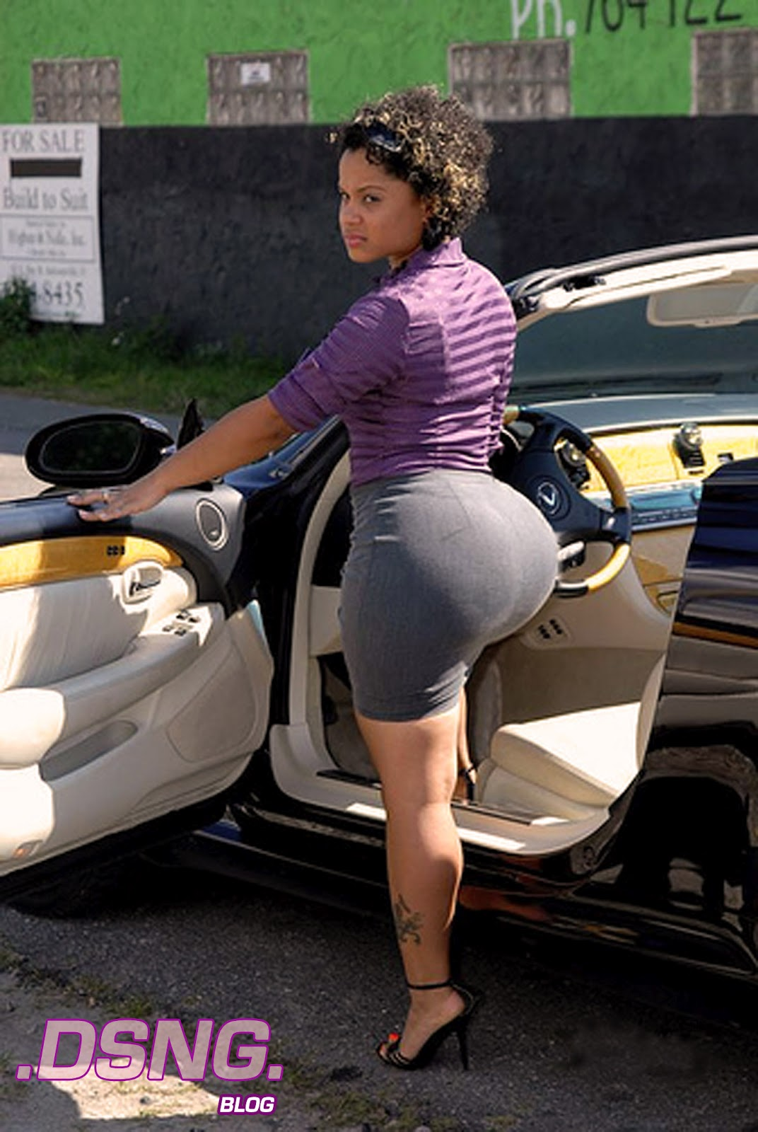 Thick Ass Females 19