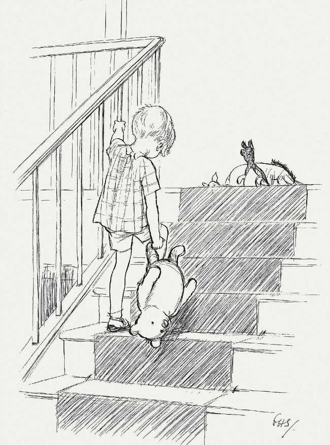 """15 Incredibly Wise Truths We Learned From Winnie The Pooh - """"If you live to be a hundred, I want to live to be a hundred minus one day so I never have to live without you."""""""