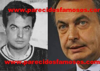 Zapatero antes y después