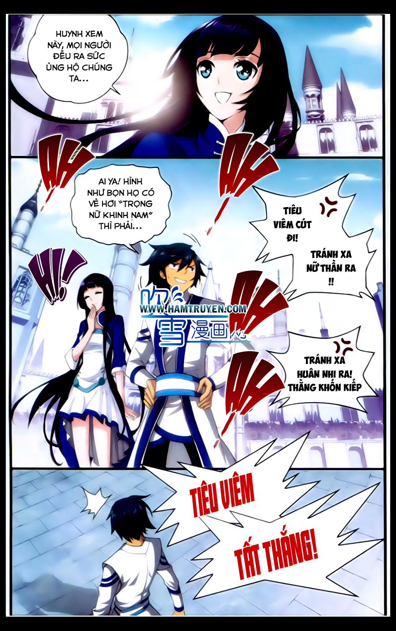 Đấu Phá Thương Khung chap 107 page 5 - IZTruyenTranh.com