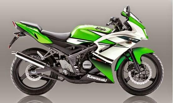 Motor Kawasaki Ninja RR Special Edition