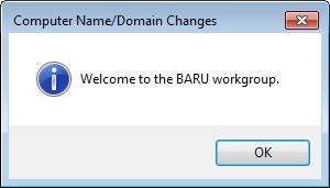 Cara Mengubah Nama Workgroup Windows 7