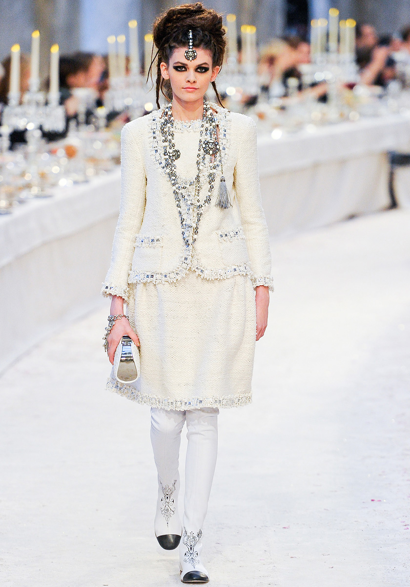 Chanel Paris Bombay Pre-fall 2011 12 Full Fashion Show the CHANEL Paris Bombay