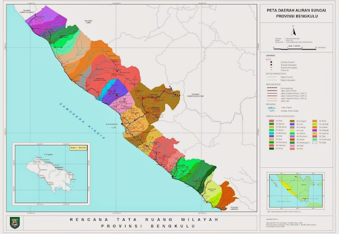 Opini: Daerah Aliran Sungai di Bengkulu Rusak Akibat Pertambangan Terbuka