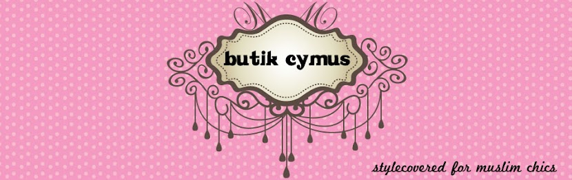 Butik Cymus : Malaysia Online Hijab Shopping