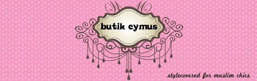 Butik Cymus : Malaysia Online Hijab Shopping