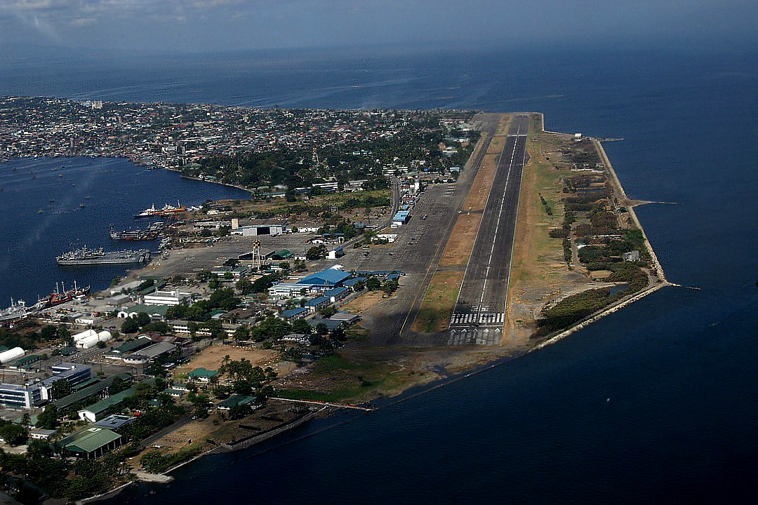 Cavite Philippines  city pictures gallery : Danilo Atienza Airbase in Sangley Point, Cavite City. CAAP will be ...