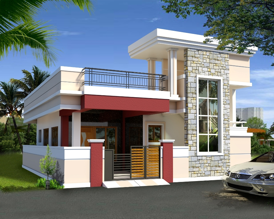 26+L+NORTH+HOUSE - 29+ Simple Small House Design Village Images