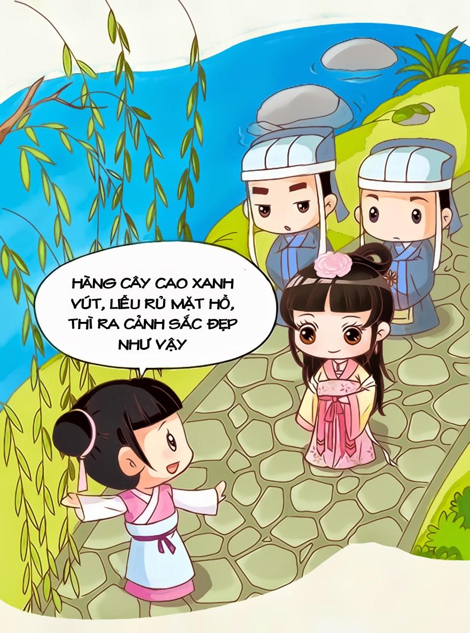 Chân Hoàn Truyện Chap 7.3 - Next Chap 8