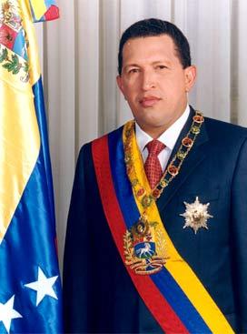Hugo Chávez reelecto Presidente de la República de Venezuela 2012