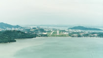 Final approach into Penang